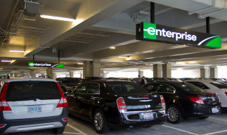 CAR RENTAL AGENCIES WELCOME